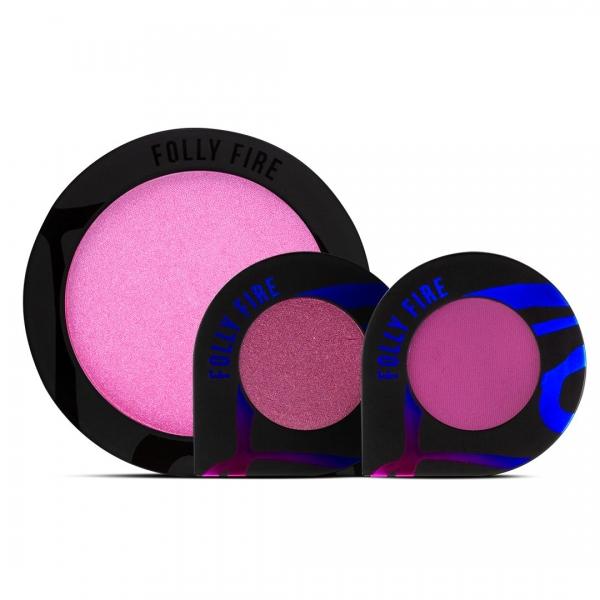 Pink Heaven Makeup Trio